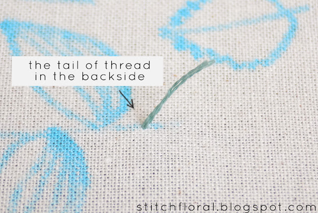 6 tips for better chain stitch