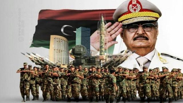 ΛΙΒΥΗ - Στρατάρχης Χάφταρ: Πόλεμος κατά της τουρκικής αποικιοκρατίας