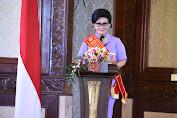 Ketum Dharma Pertiwi : Wanita TNI Harus Adaptasi Dengan Perkembangan Jaman