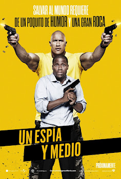 Un Espía y Medio (Central Intelligence) Poster