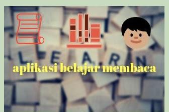 Aplikasi belajar membaca tanpa mengeja untuk anak usia dini