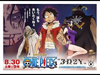 One Piece 3D2Y Subtitle Indonesia