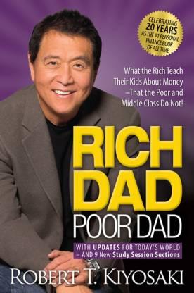 Book Review Rich Dad Poor Dad in Hindi