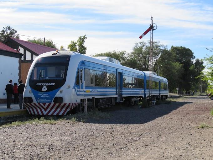 El Municipio de Plottier firma un convenio para extender el Tren del Valle