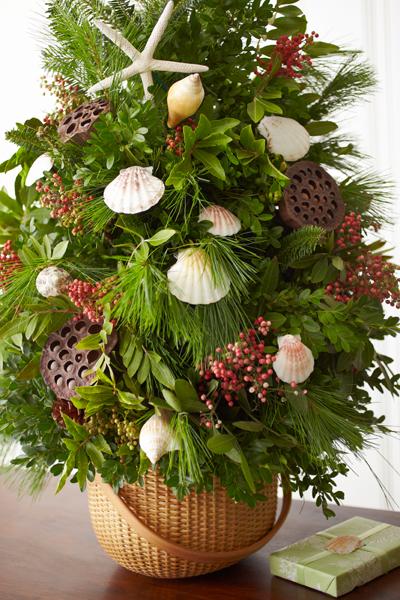 meerschmuck weihnachtsbaum schmuck inspiriert von der. Black Bedroom Furniture Sets. Home Design Ideas
