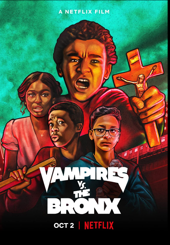 MOVIE: Vampires vs the Bronx (2020)