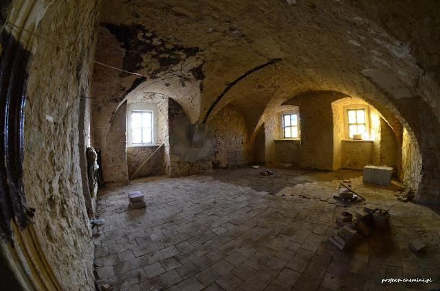 Pałac w Rząsinach