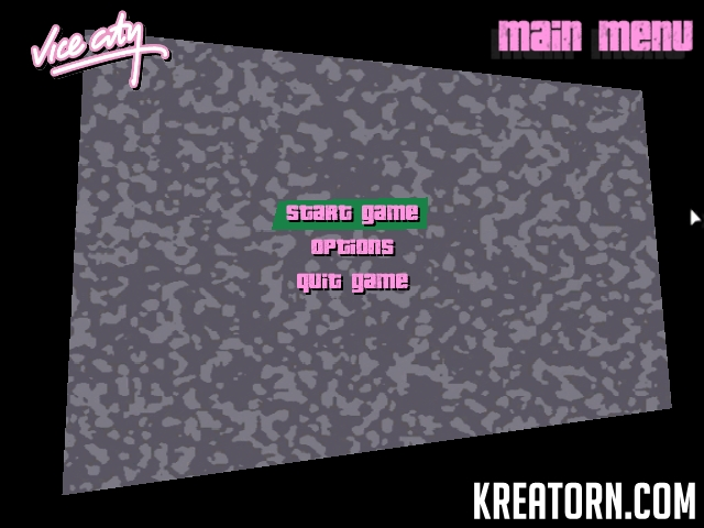 Vice City Cannot find 640x480 video mode error