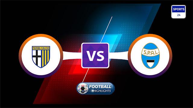Parma vs SPAL – Highlights