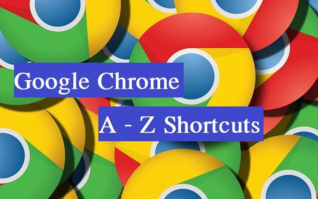 google-chrome-shortcuts-list