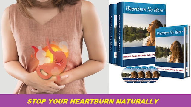 Heartburn No More - Remedies Books Review
