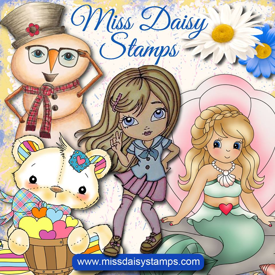 Sellos Mis Daisy Stamps