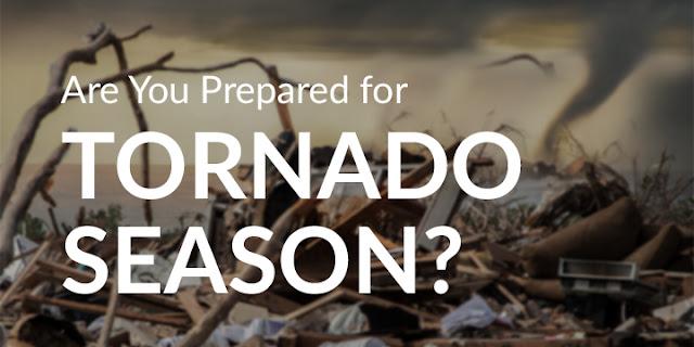 Are You Prepared for Tornado Season?