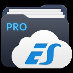 imagem do ícone do es file explorer file manager pro