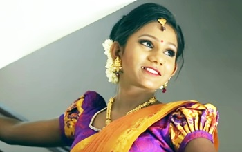 Mithushana Half Saree Ceremony