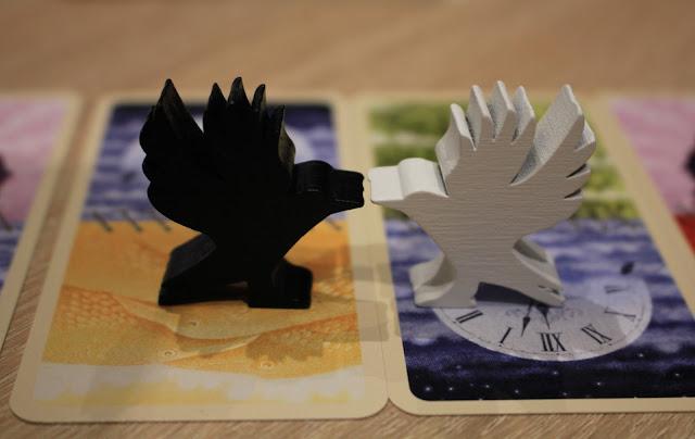Kruki - wyścig w postaci gry karcianej