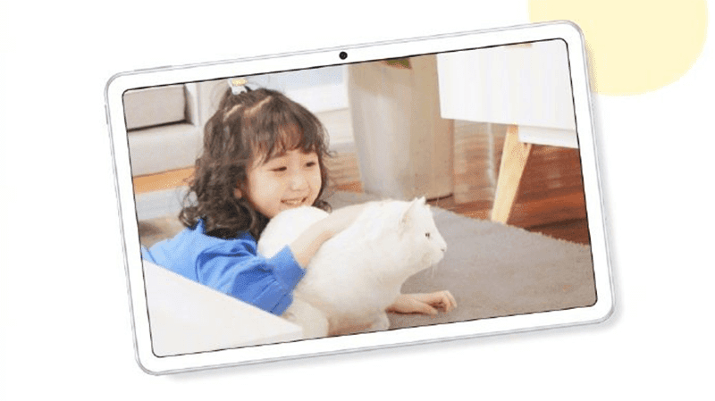 A kid-friendly tablet with a punch