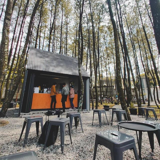 Teduh Coffee Bandung - Review Harga Menu, Fasilitas Lengkap & Lokasi
