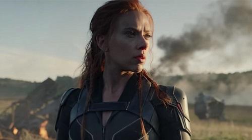 Black Widow latest movie 2021