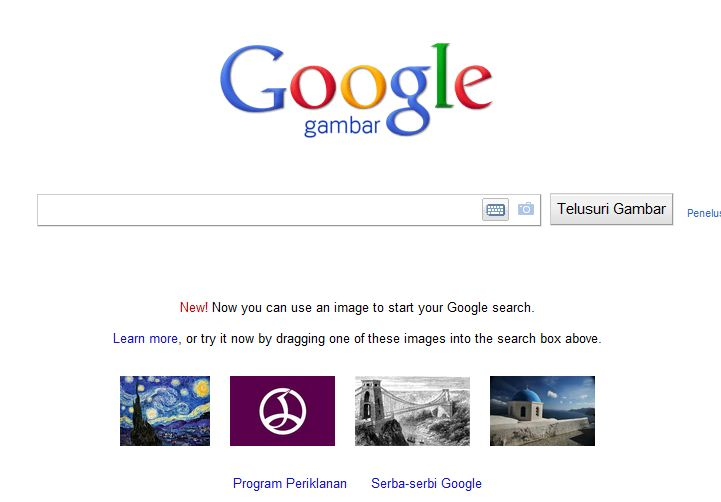 google search by image upload and recognition