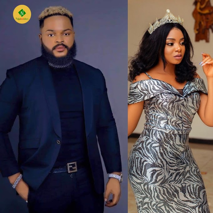 """BBNaija 2021: """"Sleeping with a lady on the same bed is not my thing"""" – WhiteMoney tells Queen"""