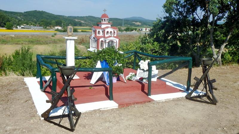 Τρισάγια στην παρέβρια περιοχή στη μνήμη των θανόντων εν υπηρεσία ναρκαλιευτών Ξενάκη, Πιτικάκη και Παλιβίδα