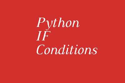 Python IF Statements Multiple Conditions Examples