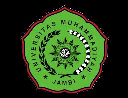 Download Logo Universitas Muhammadiyah Jambi PNG Lambang UM Transparan HD