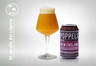 Poppels New England India Pale Ale