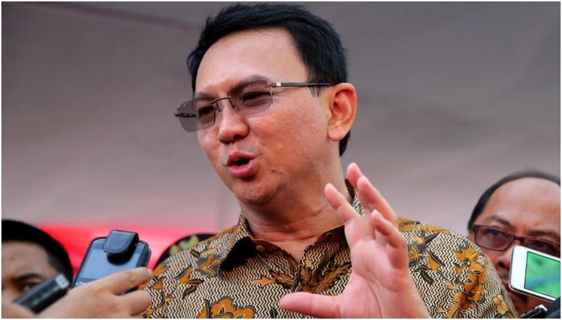 Gubernur Jakarta Basuki Tjahaja Purnama (Ahok)
