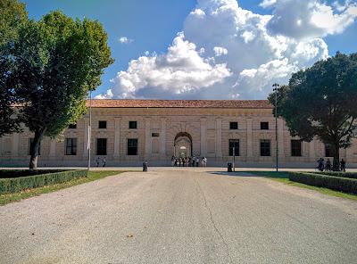 Palazzo Te - Esterno