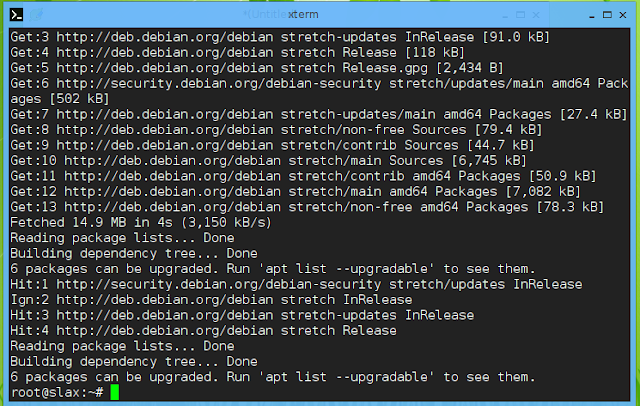 Slack Debian Repos