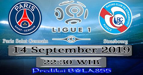 Prediksi Bola855 Paris Saint Germain vs Strasbourg 14 September 2019