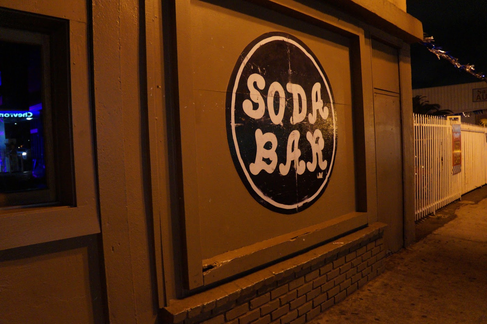 soda bar, san diego, susto