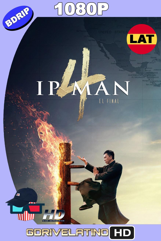 Ip Man 4: El Final (2019) BDRip 1080p Latino-Ingles MKV
