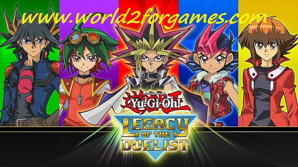 """Free Download Yu-Gi-Oh! Legacy of the Duelist ""Fitgirl Repack"