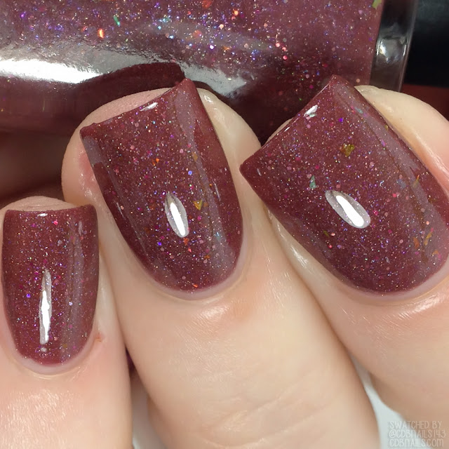 Serum No.5 Lacquer-Herstory