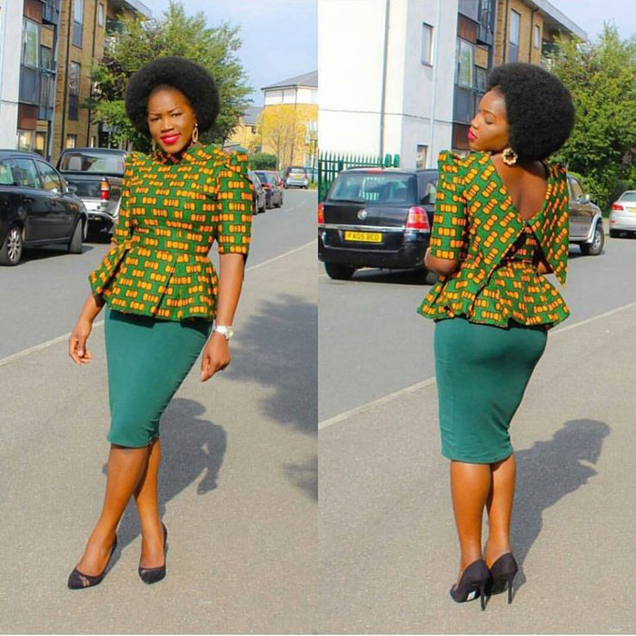 plain and pattern ankara styles (9)