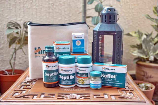 Tingkatkan Imuniti Badan Dengan 5 Produk Himalaya Immunity Pack