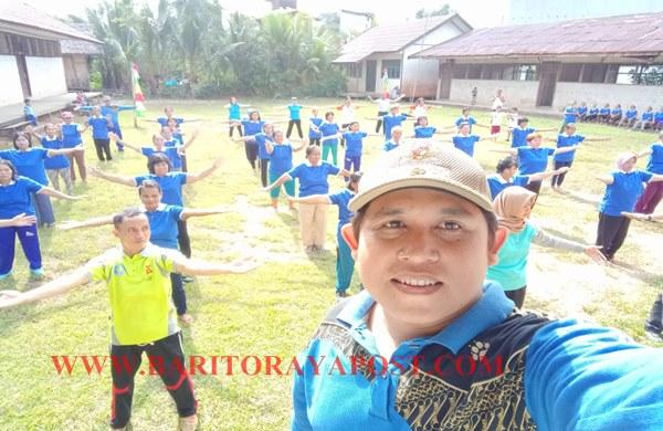 """Posyandu """"Tuha Sehat"""" Desa Benangin II Memperingati Hari Lansia Nasional Tahun 2019"""