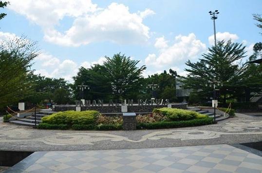 taman alun alun kapuas wisata pontianak
