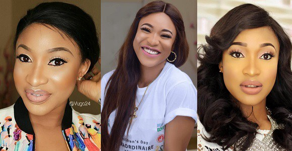 """Food is better than sex"" — Actress Tonto Dikeh"