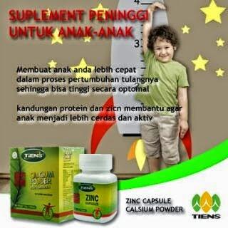 Vitamin Peninggi Badan Anak