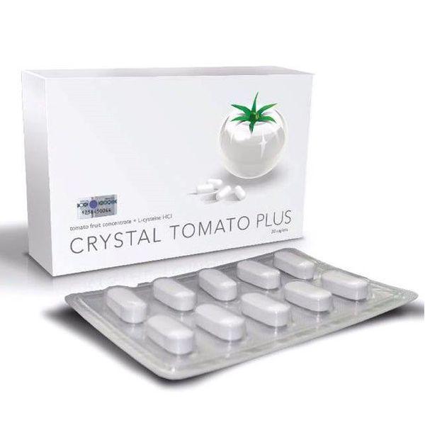 vien uong trang da Age Defy Crystal Tomato