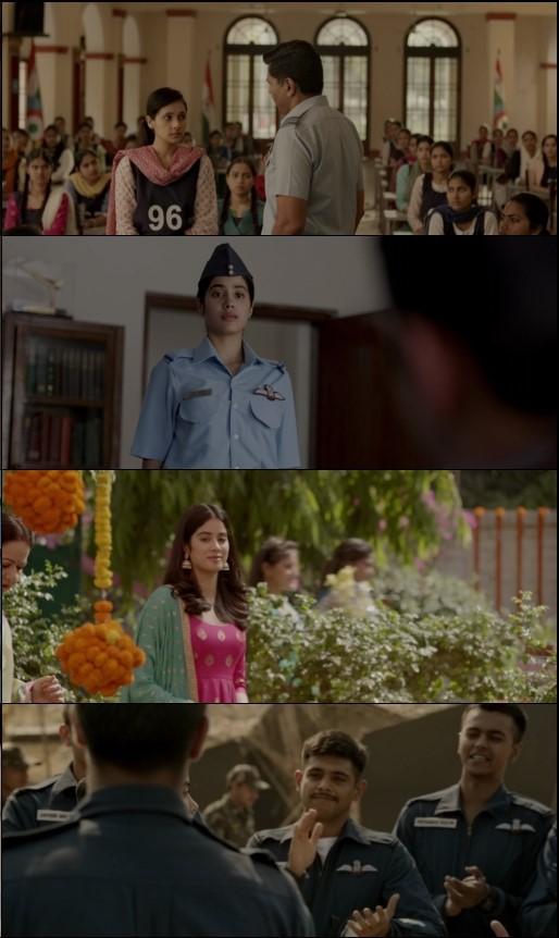 Gunjan Saxena: The Kargil Girl (2020) Full Movie In Hind