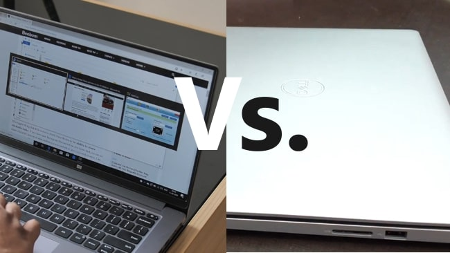 Mi Notebook 14 Horizon vs Dell Inspiron 3593 Face-off.