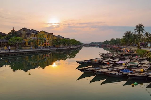 Calmness in Hoi An - the best tourist city in the world