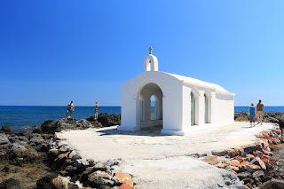 Kapliczka w Georgioupoli