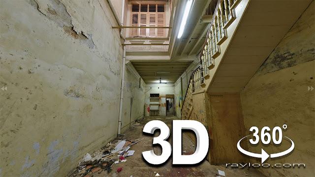 Malay St 3 Unit Heritage Shophouse