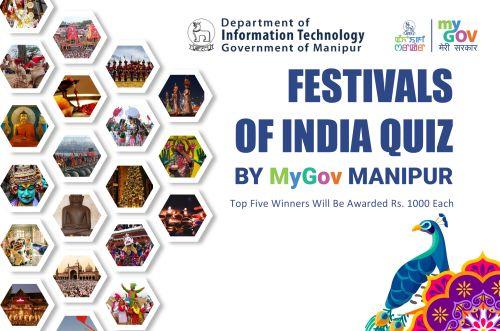 Festivals of India Quiz by MyGov Manipur